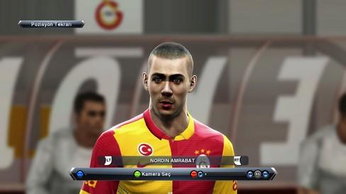 Pes 2013 Süper Lig Yaması - Nordin Amrabad