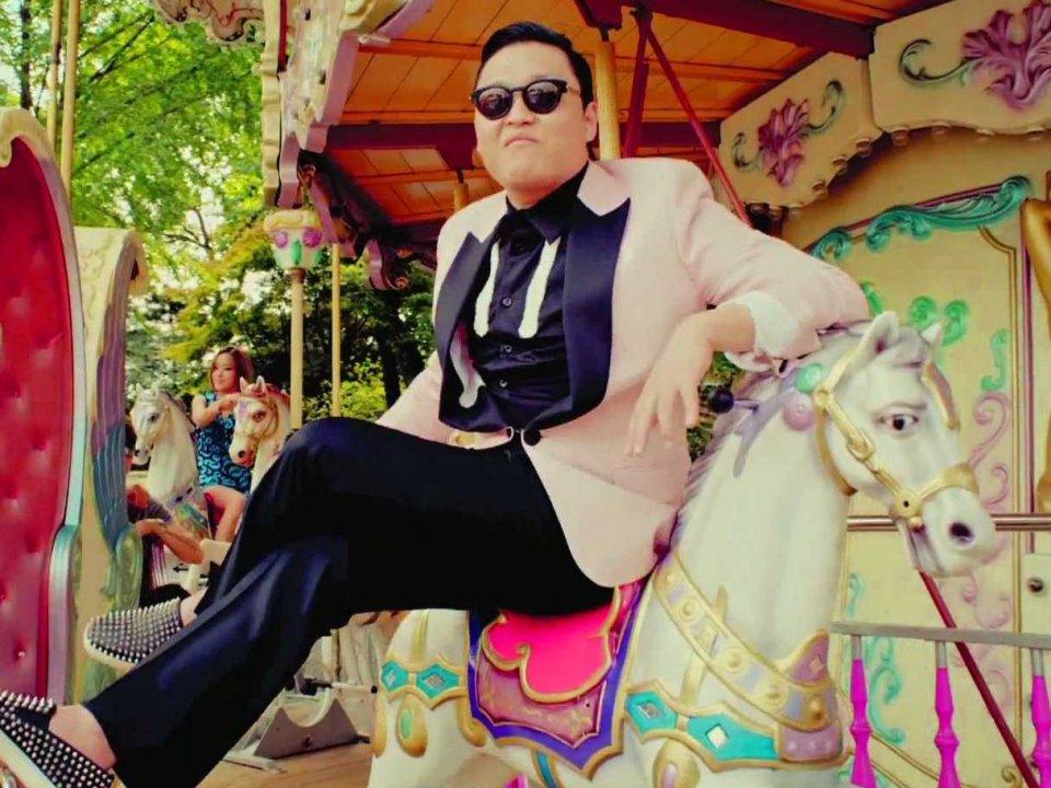 PSY Gangnam Style İstanbul