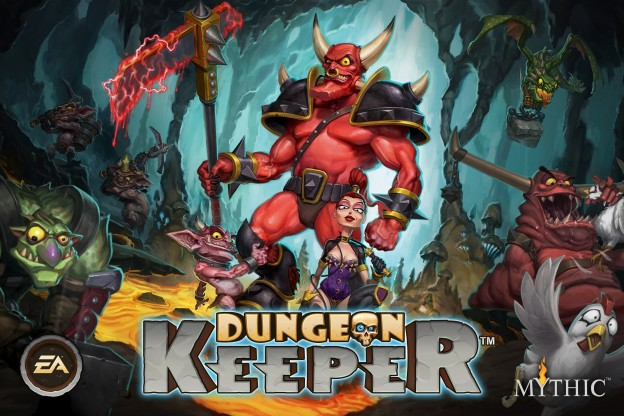 Dungeon Keeper Oyunu